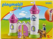 Playmobil 09389 Castle with Stackable Towers